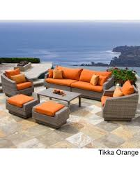 on sale now 10 off rst brands cannes outdoor grey pe wicker 8