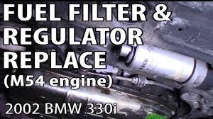 bmw 325i gas type bmw 330i 325i e46 fuel pressure regulator replacement m54 engine