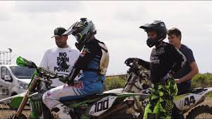 motocross races uk motocross training with british champs elliott banks browne and
