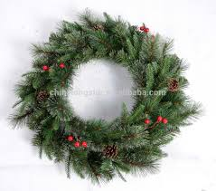 christmas decor fiber optic christmas garland fiber optic
