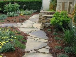 Patio Flagstone Prices Pave The Way To Landscape Style With Flagstone