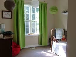natural green wall and curtain for interior ideas penaime