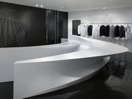 zaha hadid interior home neil barrett shop in shops design by zaha hadid architects
