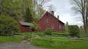 New England Saltbox House Historic Properties For Sale