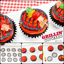 square cupcakes grill cupcakes square in the kids kitchen