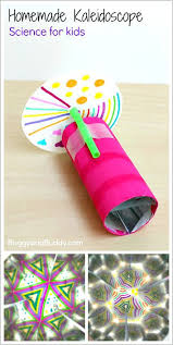 science for kids how to make a kaleidoscope stem science light