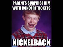 Create Facebook Meme - create bad luck brian dorky yearbook photo turned internet meme