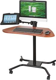 Mobile Laptop Computer Desk by Optional Wow Laptop Tablet Shelf 11