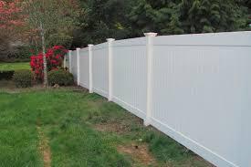 vinyl fence specialists vinyl fence specialists seattle