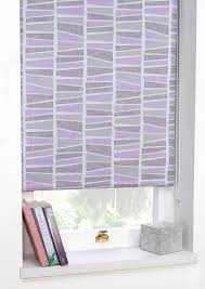printed blackout roller blinds fiji heather art deco ready made