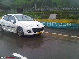 peugeot cars in india scoop pics peugeot 207 508 spotted testing on the mh