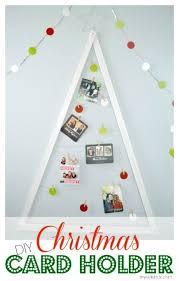 christmas holders 11 diy christmas card holders tip junkie