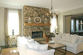 Fake Outdoor Fireplace - dry stack stone fireplace pictures stacked veneer slate brick