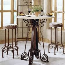 High Bistro Table Tall Bistro Table Fanciful Tops Black Stool And Tables On