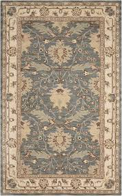 Blue Area Rug Birch Constance Tufted Blue Area Rug Reviews Birch