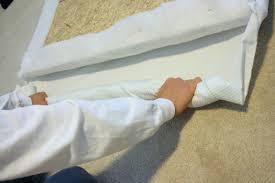 diy upholstered headboard for less than 50