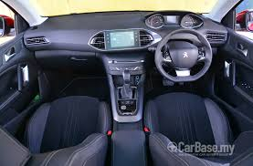 peugeot 308 interior peugeot 308 t9 2015 interior image 20431 in malaysia reviews