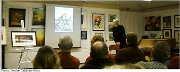 an evening with renowned children u0027s book illustrator charles