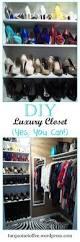 luxury closet shoe rack diy roselawnlutheran
