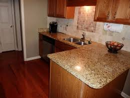 granite countertop colour for kitchen walls stainless steel