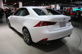 lexus sports car 2013 all new 2014 lexus is brings promises of entertaining driving dynamics
