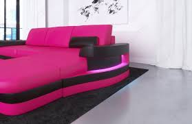 Modern Corner Sofa Bed Leather Corner Sofa Tampa With Usb