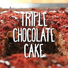 chocolate cake youtube