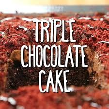 chocolate cake youtube