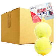 kong kong air squeakair tennis balls toys for dogs