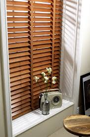 bathroom wood venetian blinds bathrooms cabinets