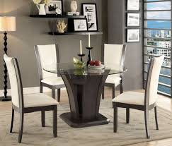 White Glass Kitchen Table by Best 25 Glass Dining Room Sets Ideas On Pinterest Coffee Bar