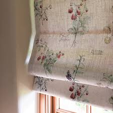 Shabby Chic Kitchen Blinds Country Fabrics Just Fabrics