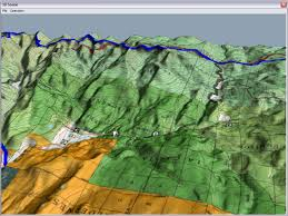 Blm Maps Colorado by New 3d Terrain Models Availible Now