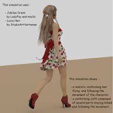 3d Fashion Design Software Vwd Cloth And Hair 3d Software Poser Daz Studio Iclone