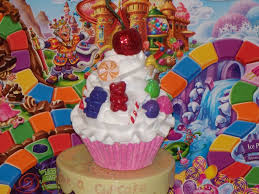 candyland tree ornaments picture ideas