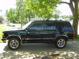 Ford Explorer Length - rkibler76 1991 ford explorer specs photos modification info at