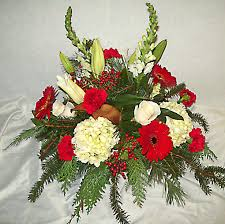 floral arranging christmas floral arrangements for church delivery in mason jars
