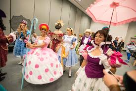 best costume guests show their best disney costumes at the d23 mousequerade