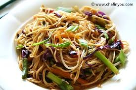 hakka cuisine recipes vegetarian hakka noodles recipe indo recipes chef in you