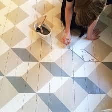 painting a floor flooring paint ideas best 25 painted floors ideas on pinterest bq