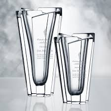 Orrefors Vase Art Glass Series Orrefors Glacial Vase Award Crystalplus Com