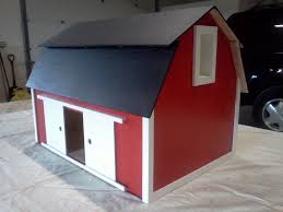 Barn Toy Box Woodworking Plans Eisenmann Family Woodworking