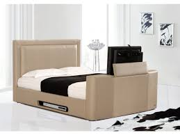 Bed Frame With Tv In Footboard Modern Bed With Tv In Footboard Model Bed With Tv In Footboard
