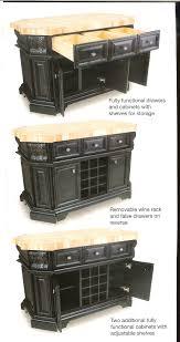 juliet jones studio kitchen island cabinets no refund on