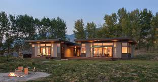 Method Homes Builder Modern Green Sustainable Prefab Uber Home - Modern green home design