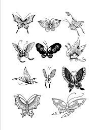 butterfly designs copyright free designs taken fro flickr