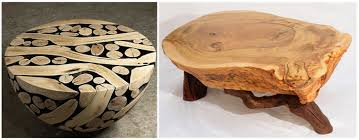 tree cross section table only for people who love to make coffee and friends sevenedges