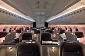 747 Dreamliner Interior Travel A Look Inside Qantas U0027 New 787 9 Dreamliner Pressfrom Us