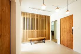Doctor Clinic Interior Design Moyadesign Renovates 50 Year Old Building In Taipei Into