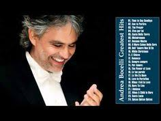 Opera Singer Blind Bocelli Andrea Bocelli Praises Mother For Rejecting Doctor U0027s Advice To